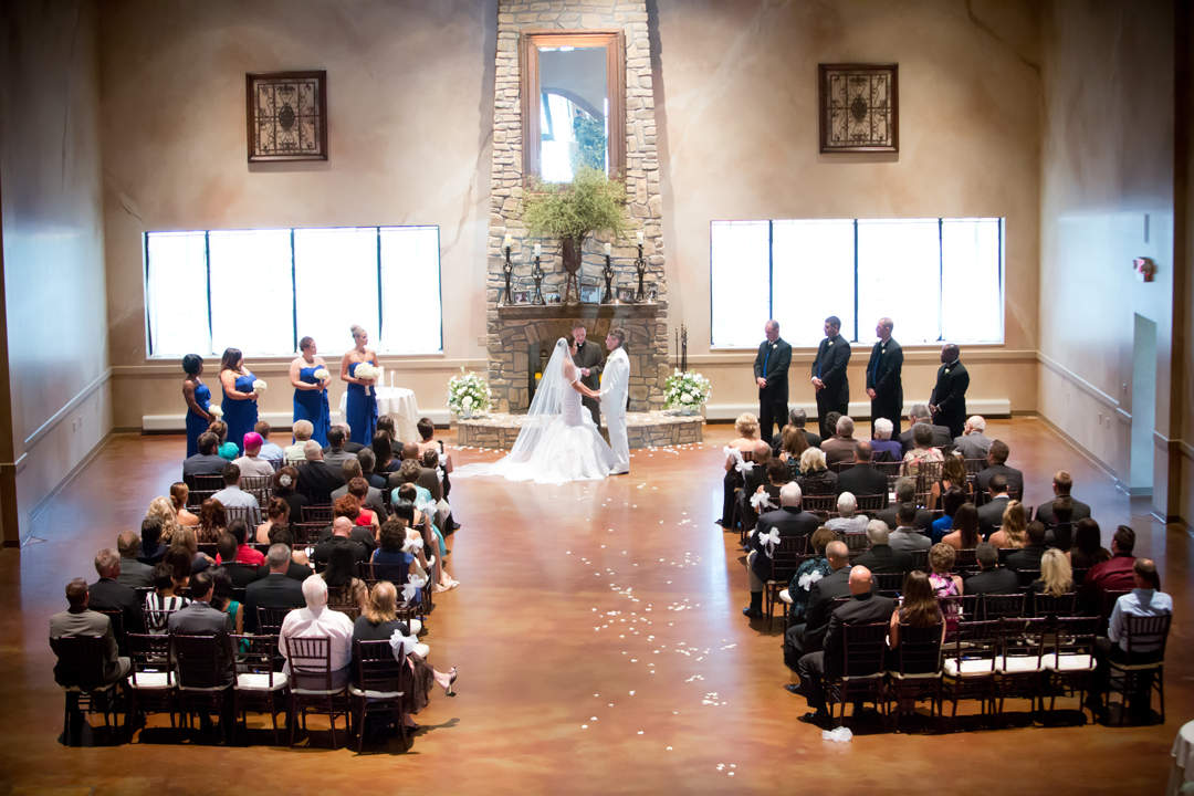 Ceremony music advice from a longtime pittsburgh wedding dj ceremony at bella sera image by brad riggio redford photography junglespirit Image collections